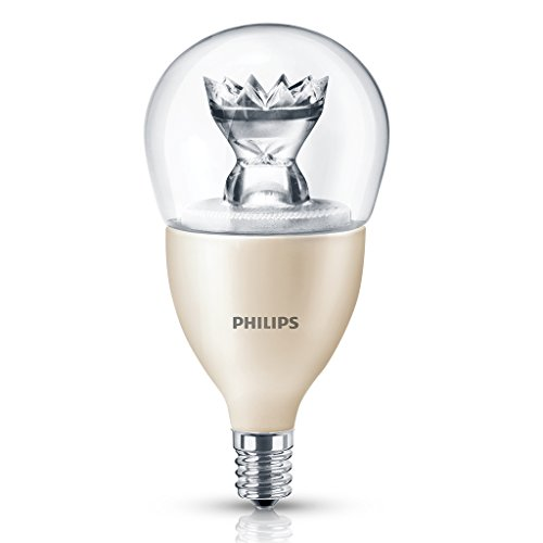 Philips Dimmable Clear Light Bulb