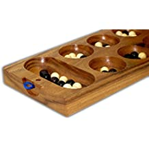 Monkey Pod Games Large Mancala/Kalaha Game