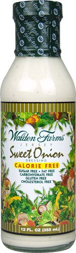 Walden Farms Calorie Free Dressing Jersey Sweet Onion -- 12 fl oz - 2 pc