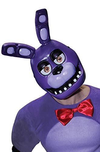 Rubies Five Nights at Freddy's Bonnie Adult 1/2 Mask-