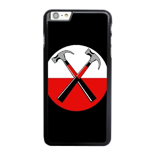 Coque,Coque iphone 6 6S 4.7 pouce Case Coque, Pink Floyd The Wall Hammer Symbol Cover For Coque iphone 6 6S 4.7 pouce Cell Phone Case Cover Noir