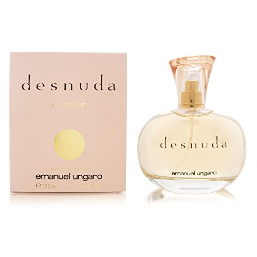 (Emanuel Ungaro Desnuda Le Parfum Eau de Parfum Spray for Women, 3.4 Ounce )
