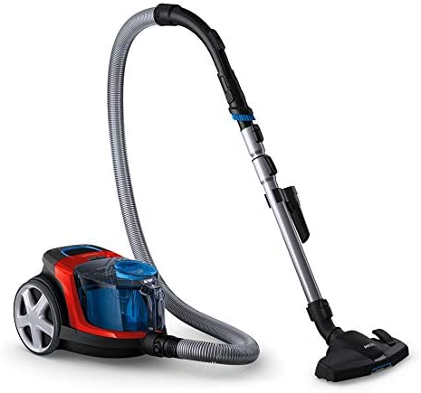 Philips Power Pro Compact Bagless Vacuum Cleaner, FC9351/61, Multi Color