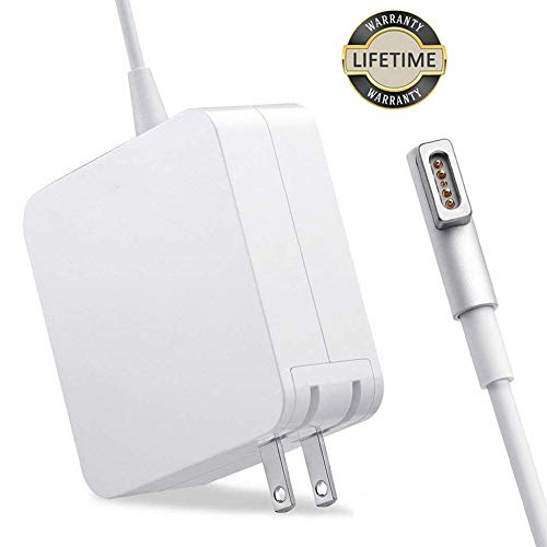 Mac Book Pro Charger, Replacement 60W Magsafe 1 Power Adapter L-Tip Magnetic Connector Charger for Apple MacBook Pro 11 and 13 inch (2009-Mid 2012) (Best Way To Sell Macbook Pro)