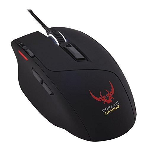 Corsair Gaming SABRE RGB Optical Gaming Mouse CH-9000056-NA by Corsair