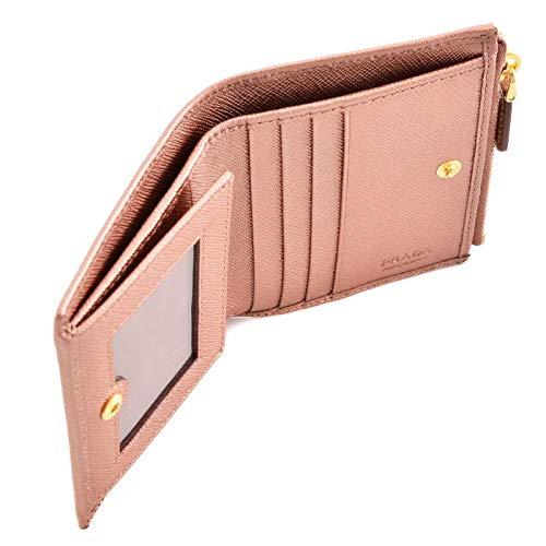 246f06bcfd26 PRADA(プラダ) 財布 二つ折り 二つ折り財布 ミニ財布 折財布 サフィアーノ レディース