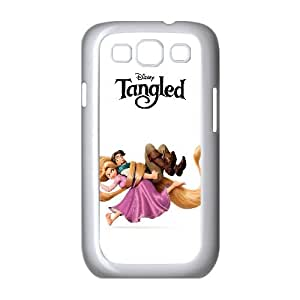 Tangled Cartoon Samsung Galaxy S3 9 Cell Phone Case White DIY Ornaments xxy002-3693247