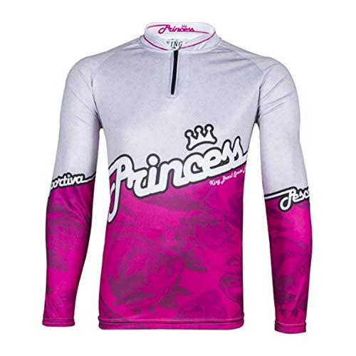 Camiseta Proteção King Feminina tamanho