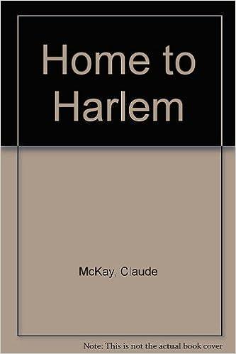 claude mckay home to harlem