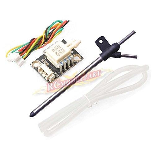 Hobbypower Digital Airspeed Sensor Kit Differential PITOT for PX4 Pixhawk Autopilot Flight (Digital Sensor Speed)