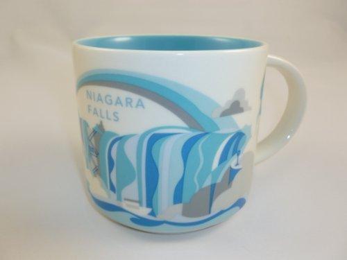 Starbucks  You Are Here Collection Mug   Niagara Falls  14 Fl Oz  011023968