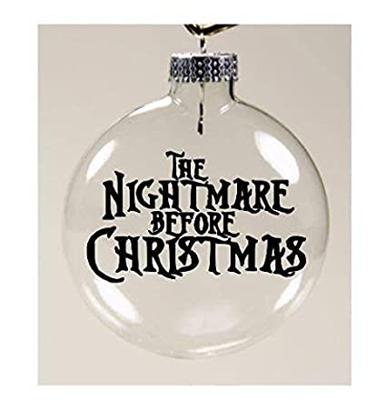 Black Friday Christmas Decorations.Amazon Com The Nightmare Before Christmas Jack Skellington