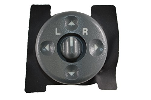 PT Auto Warehouse PMS-000 - Power Remote Side View Mirror Switch