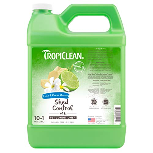 Tropiclean Lime Cocoa Butter Conditioner product image