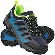 Mountain Warehouse Softshell Kids Sneakers - Summer Walking Shoes
