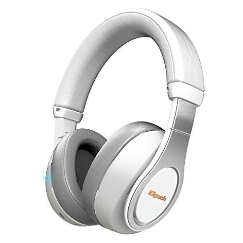 klipsch reference over ear bluetooth headphones white review. Black Bedroom Furniture Sets. Home Design Ideas