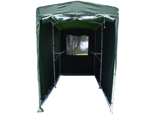 Amazon Portable Storage Tent Garden Shed Motorcycle Cover Garage Tool With Shelves Other Products Everything Else