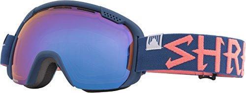 Shred smartefy Grab CBL/Blast neige Lunettes de ski, snowboard, Blue, One Size