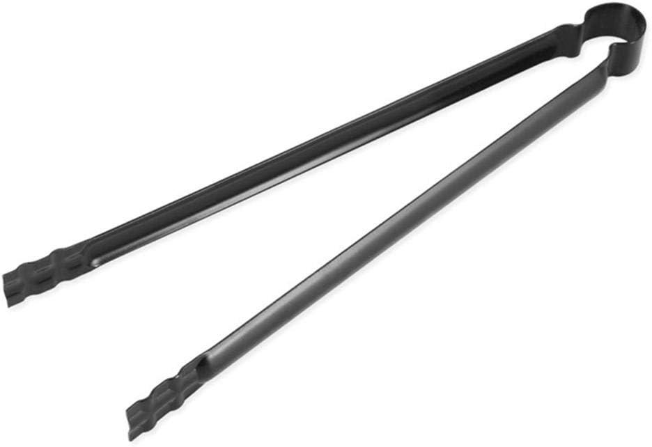 28cm Charcoal Clip Barbacoa Clips Clamp Tool para Picnic Al Aire Libre Pinza De Carb/ón De Barbacoa