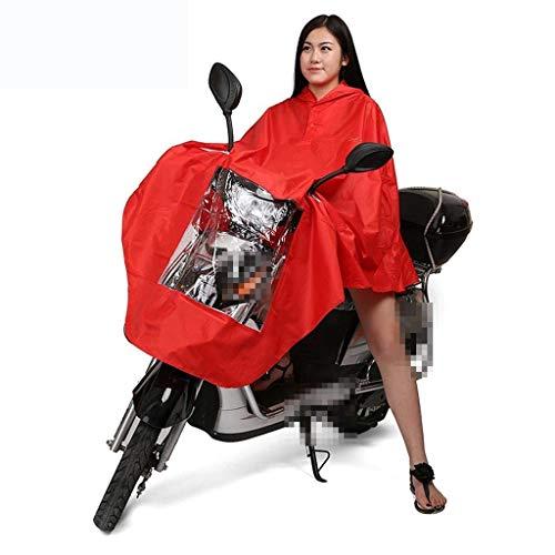 20 5 Elodiey De Mujeres Impermeable Para Motocicleta Poncho Chaqueta Lluvia Y La Años xaxqgB