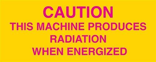 Signs - Caution Radiation
