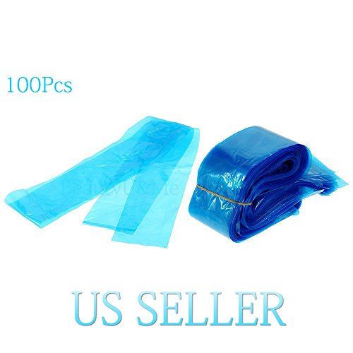 100pcs Tattoo Gun Clip Cord Covers Motor Tattoo Machine Bags Tattoo Machines Cover Safety Disposable Hygiene