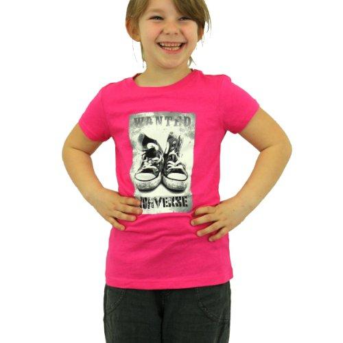 Converse - Zapatillas de Algodón para niño Shiny Pink