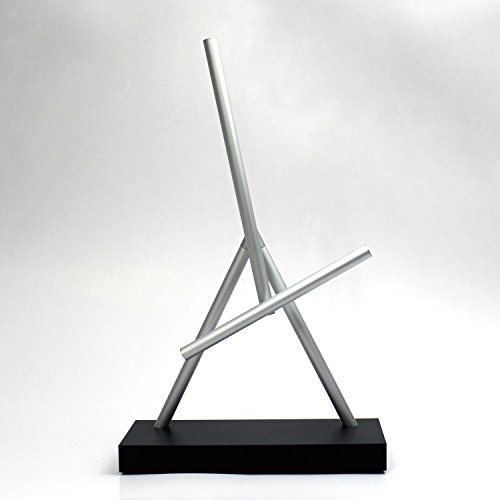 Fortune Products Inc. The Swinging Sticks Kinetic Energy Sculpture - Desktop Toy Version  ()