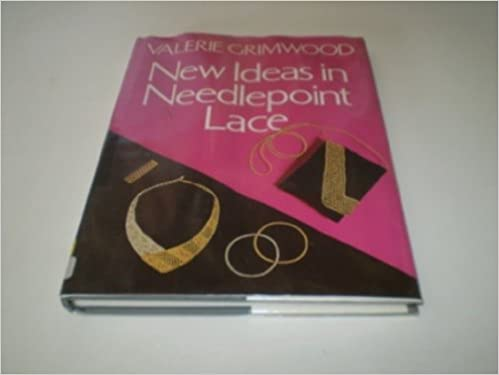 Read New Ideas in Needlepoint Lace PDF