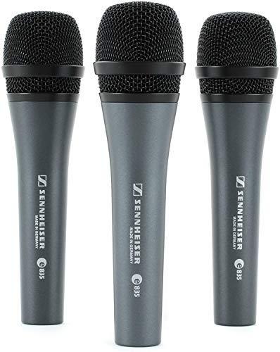 Microfono Sennheiser E835 , Pack of 3...