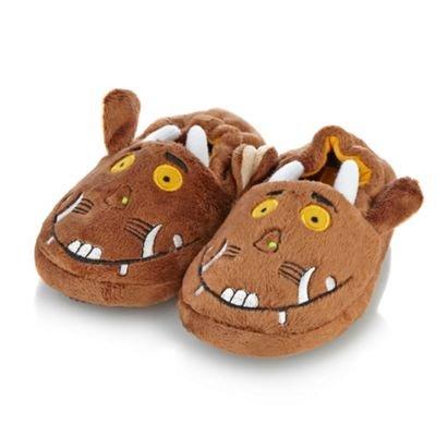 Gruffalo Plush Soft Slippers Shoes Kid Toddler Boy Size (Gruffalo Characters Costume)
