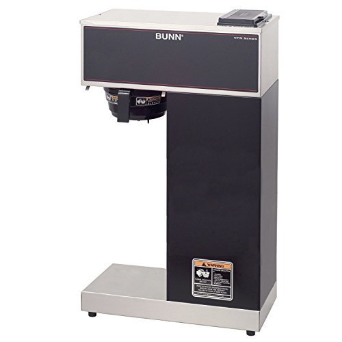 BUNN 33200.0010 VPR APS Commercial Pour Over Air Pot Coffee Brewer (Airpot Pourover Brewer)
