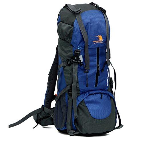 en sac sac 70L imperméable leau à dos air sac livre Bleu à sports Dunland voyage à de en plein Nylon dos Sq7OC