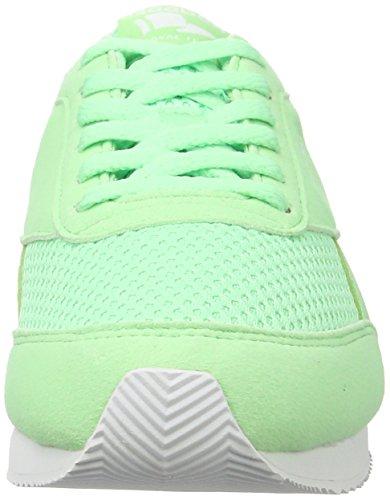 Reebok Bd3290, Zapatillas de Trail Running para Mujer Verde (Mint Green / White)