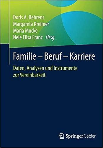 Gender und Vereinbarkeit (German Edition)