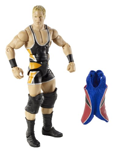 WWE Elite Collection Jack Swagger Figure Series #5 (Jack Swagger Toys)