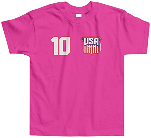 Threadrock-Little-Girls-USA-Soccer-Number-Design-Toddler-T-Shirt
