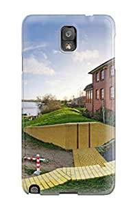Hot Panoramic First Grade Tpu Phone Case For Galaxy Note 3 Case Cover
