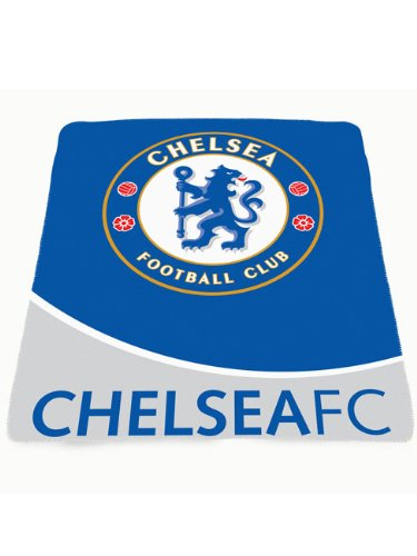 Chelsea F.C. Fleece Blanket BL (Chelsea Fc Fleece Blanket)