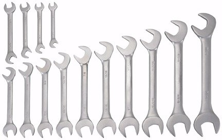 Northern Industrial Angle Wrenches - 14-Pc. (Angle Wrench Set)
