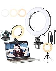 6 inch Ring Light for Laptop