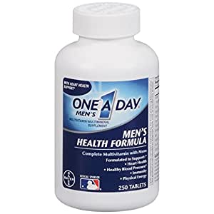 Best one a day vitamins