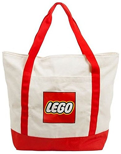 Lego 5005326 Exclusive Canvas Tote Bag ()