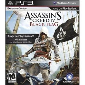 Assassin's Creed IV Black Flag PlayStation 3