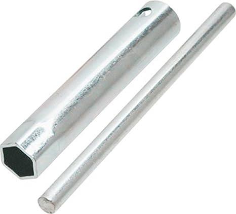 RMS - Llave de tubo para bujías con conector 16 x 140: Amazon.es: Coche y moto
