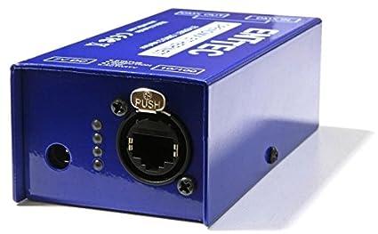 Wonderbaar Amazon.com: Enttec ODE POE 70406 Open ArtNet DMX Ethernet MK2 RDM OG-98