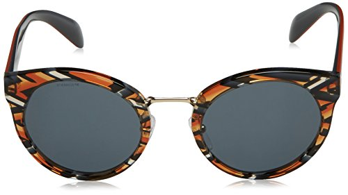 Prada Sonnenbrille (PR 05TS) Sheaves Grey Orange