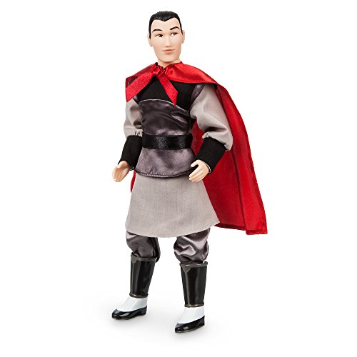 Disney Li Shang Classic Doll - Mulan - 12 Inch (Disney Boy Barbie Dolls)