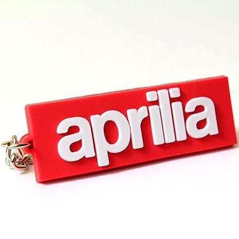Amazon.com: Llavero con insignia de Aprilia: Automotive
