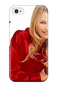 New Style ZippyDoritEduard Hard Case Cover For Iphone 4/4s- Claudia Schiffer